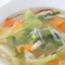 채소 수프