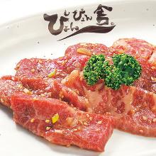 소 갈비살