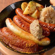 香肠、维也纳香肠