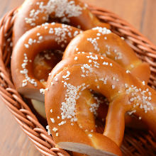 德国扭结面包