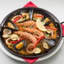西班牙海鲜炖饭