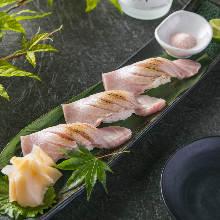 炙烤金枪鱼大脂寿司