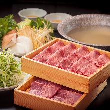 4,780日元套餐 (23道菜)