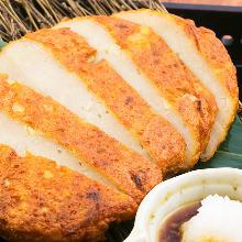 萨摩扬、鱼肉制品