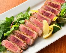 每日更换烤鲜鱼