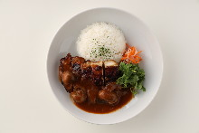 越式鸡肉饭