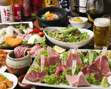 8,000日元套餐 (13道菜)