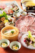6,800日元套餐 (6道菜)