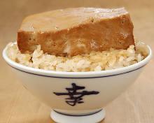 其他 什锦蒸饭、米饭