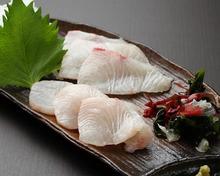 海鲜生鱼片拼盘