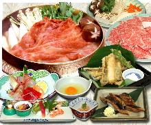 4,500日元套餐 (10道菜)