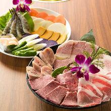 9,800日元套餐 (7道菜)