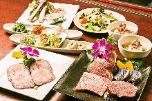 10,000日元套餐 (6道菜)