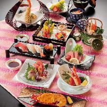 7,700日元套餐 (11道菜)
