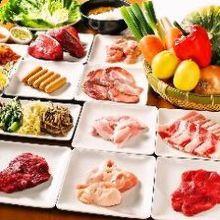 4,280日元套餐 (60道菜)