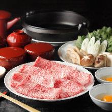 9,850日元套餐 (5道菜)