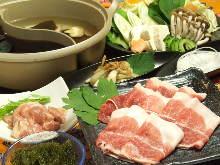 4,800日元套餐 (14道菜)