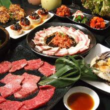 4,290日元套餐