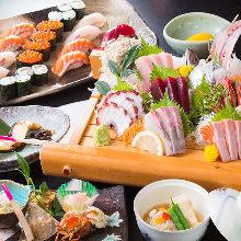 3,240日元套餐 (6道菜)