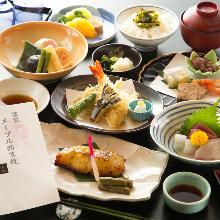 6,050日元套餐 (9道菜)