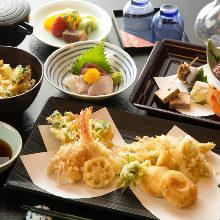 7,150日元套餐 (9道菜)