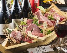 4,700日元套餐 (19道菜)