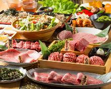8,000日元套餐 (16道菜)