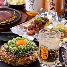 2,916日元套餐 (6道菜)