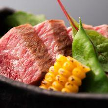 16,500日元套餐 (8道菜)