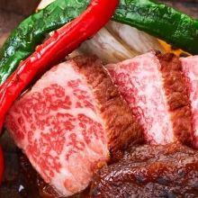 9,900日元套餐 (7道菜)