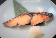 时令鲜鱼西京烧