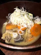 味噌煮土鸡内脏