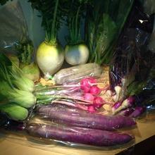 烤、煎蔬菜