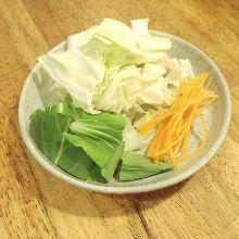 蔬菜(浇头)