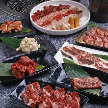 3,500日元套餐 (35道菜)