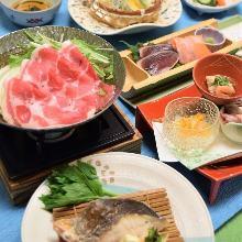 4,400日元套餐 (7道菜)