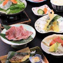 6,000日元套餐 (7道菜)
