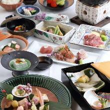 8,000日元套餐 (10道菜)