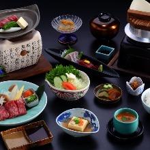 6,600日元套餐 (9道菜)
