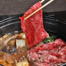 5,000日元套餐 (4道菜)