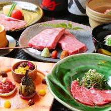 10,000日元套餐 (7道菜)