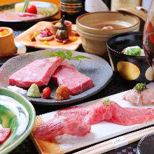 13,000日元套餐 (8道菜)