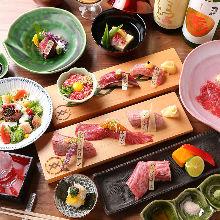 13,000日元套餐 (9道菜)