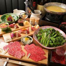 13,000日元套餐 (6道菜)