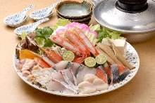 5,400日元套餐 (4道菜)