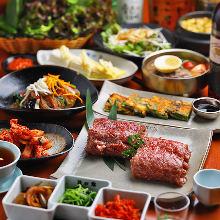 4,900日元套餐 (11道菜)