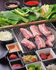 生菜包饭套餐3,600日元~ 包饭用蔬菜无限提供!