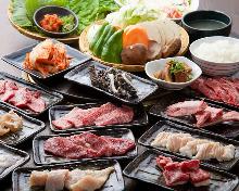 5,480日元套餐 (100道菜)