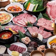 4,980日元套餐 (12道菜)