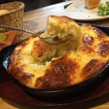 奶酪舒芙蕾煎蛋卷